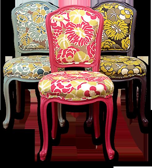 Tapiceria para sillas cheap tela barata tapicera heno - Telas originales para tapizar ...